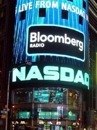 Il mercato del NASDAQ - Copyright Kowloonese (English Wikipedia)