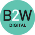 Logo per B2W DIGITAL ON